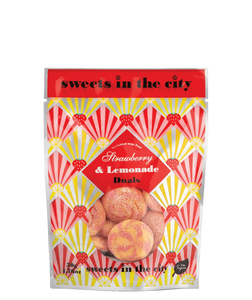 Sweets In The City | Strawberry & Lemonade Duals (Vegan) 50G