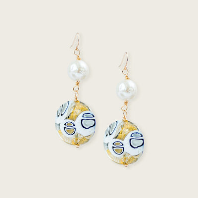 Madeleine Lou Earrings Da Fiore Earrings