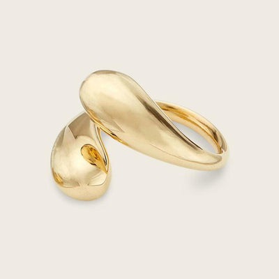 Madeleine Lou Ring Twisted Dash Ring