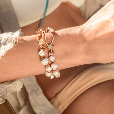 Toiny Bracelets - St Barts Collection - Madeleine Lou Jewelry