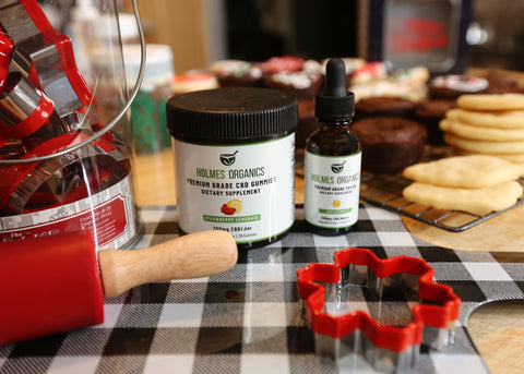 Cook With CBD Oil