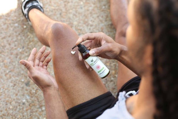 CBD Cream Muscle Pain
