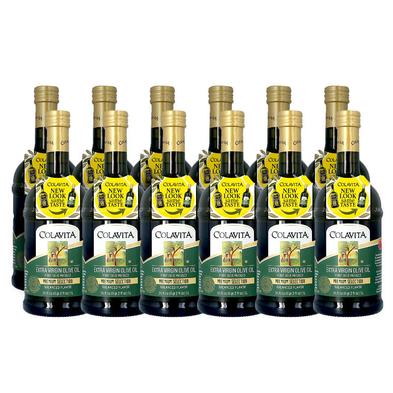 Colavita Extra Virgin Olive Oil 1L