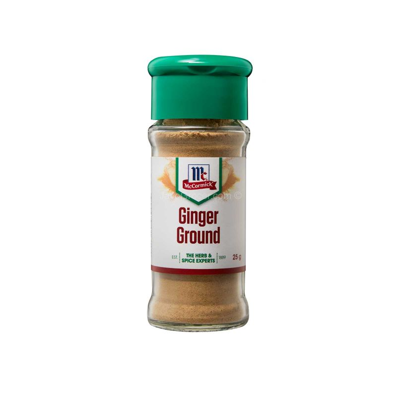 McCormick Ginger Ground 25g