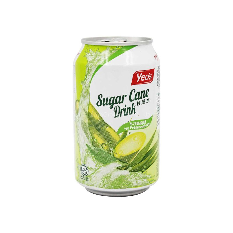 Yeo's Sugar Cane Drink Can 300ml