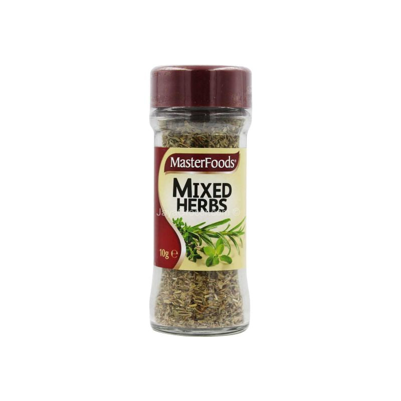 Master Foods Mixed Herbs 10g