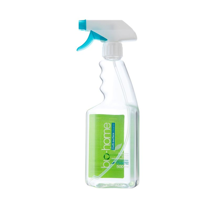 Bio-Home Lemongrass and Green Tea Multi-Surface Cleaner 500ml