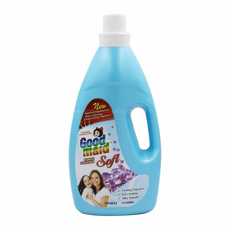 Goodmaid Fabric Softener Floral 2L