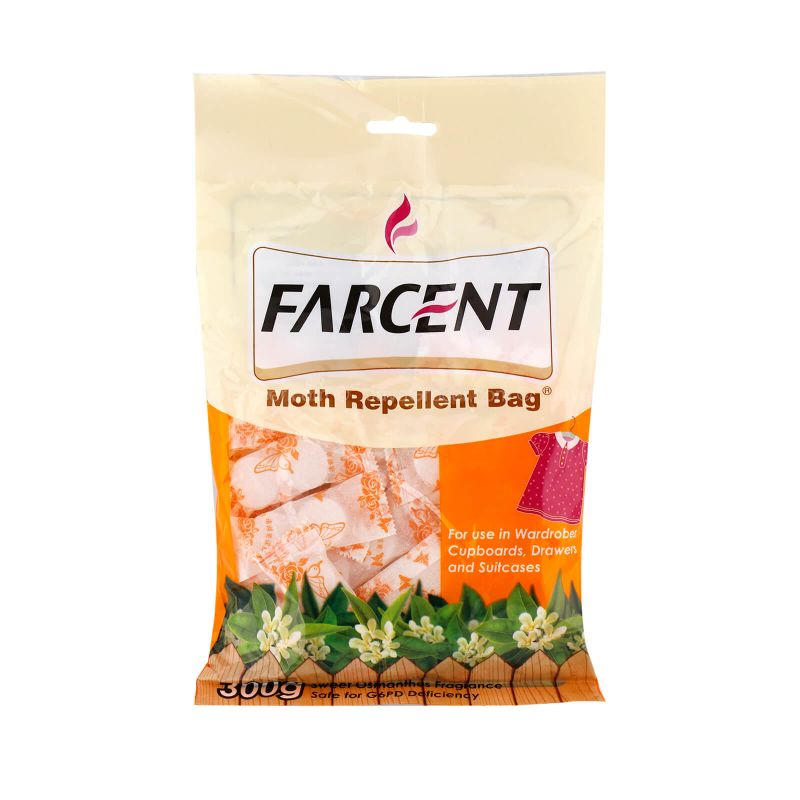 Farcent Moth Repellent Bag Sweet Osmanthus Fragrance 300g