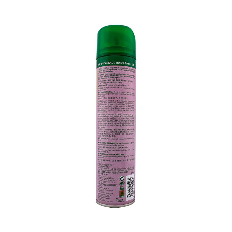 Air Wick Rose Bouquet 4 in 1 Air Freshener 300ml
