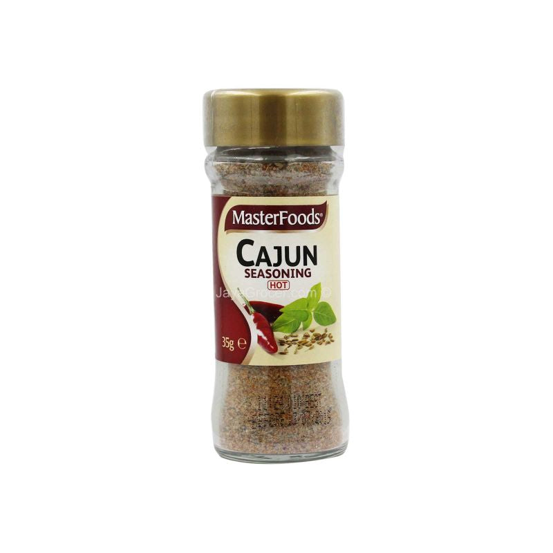 Master Foods Cajun Seasoning Hot 35g