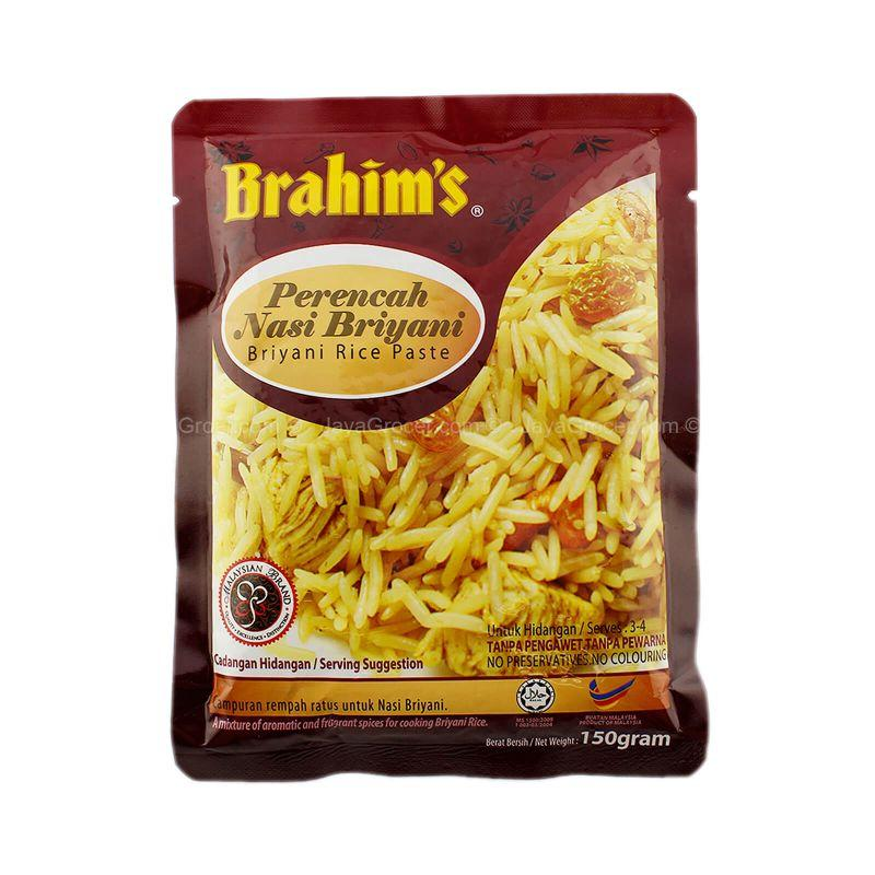Brahim's Briyani Rice Paste 150g