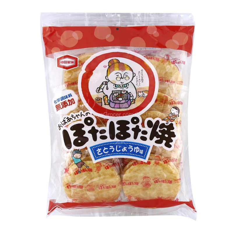 Kameda Pota-Pota Yaki Rice Cracker 1pack