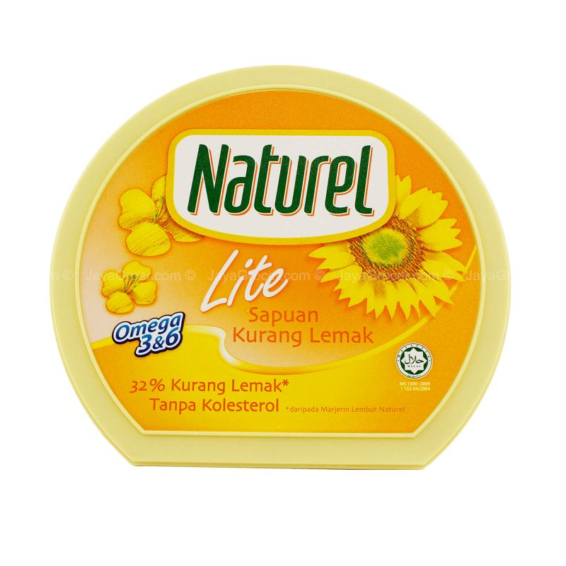 Naturel Soft Margarine Lite Spread 500g