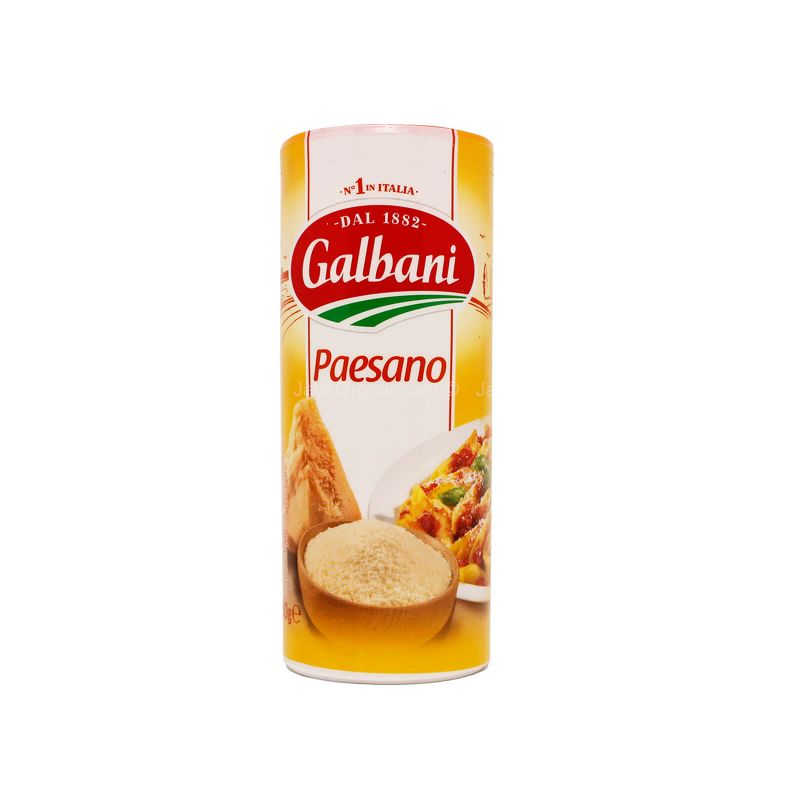 Galbani Paesano Grated Cheese 80g