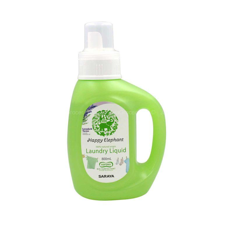 Happy Elephant Laundry Detergent Liquid 800ml