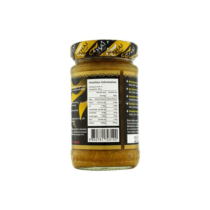 Thai Heritage Minced Garlic 115g