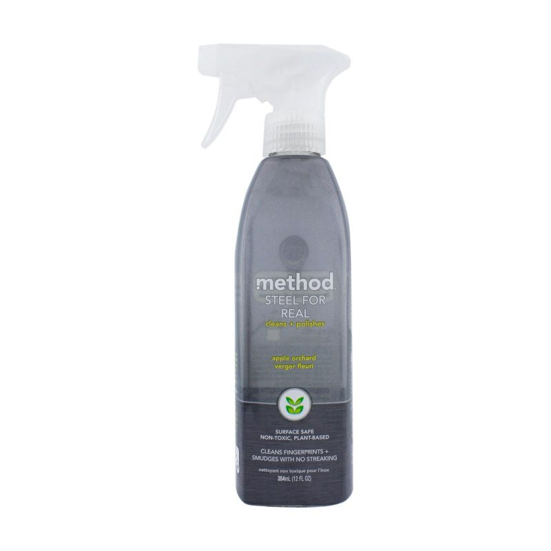 Method Steel For Real Cleaner Apple Orchard 354ml