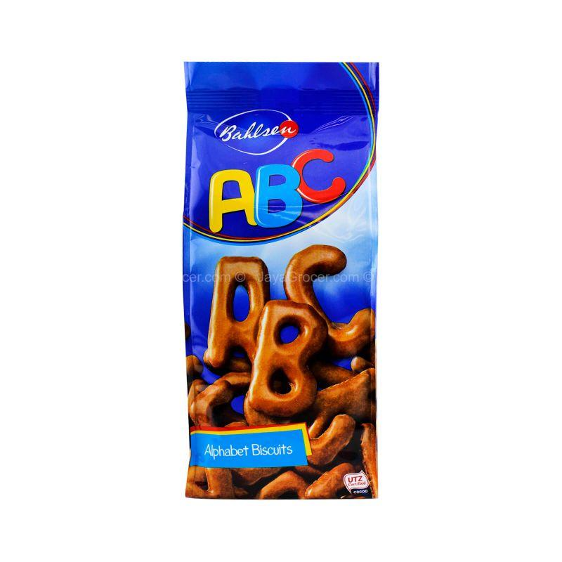 Bahlsen ABC Alphabet Biscuits 100g