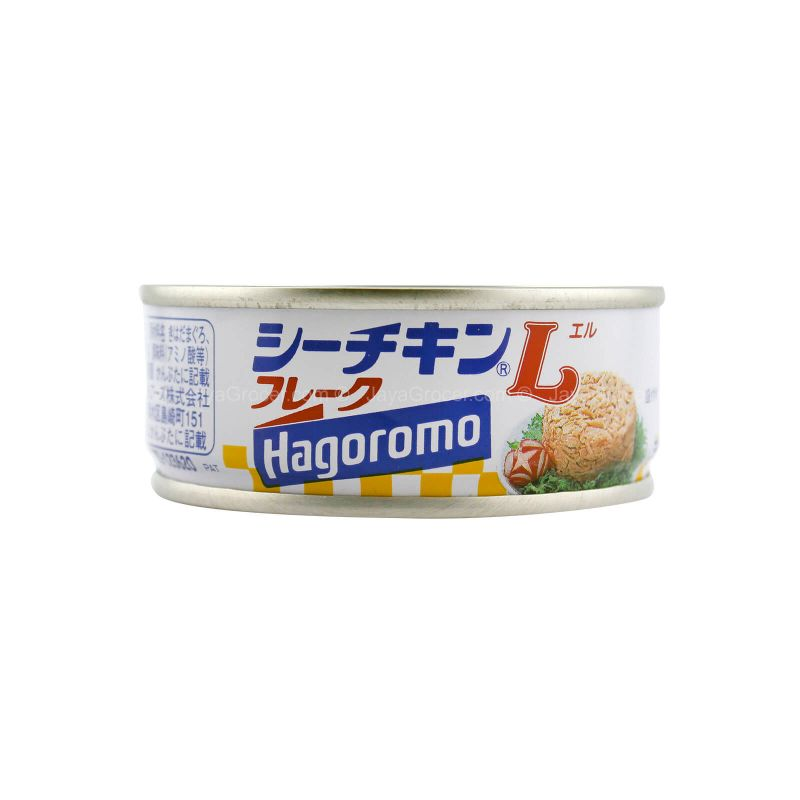 Hagoromo Canned Sea Chicken Flakes (Canned Tuna Flakes) 70g