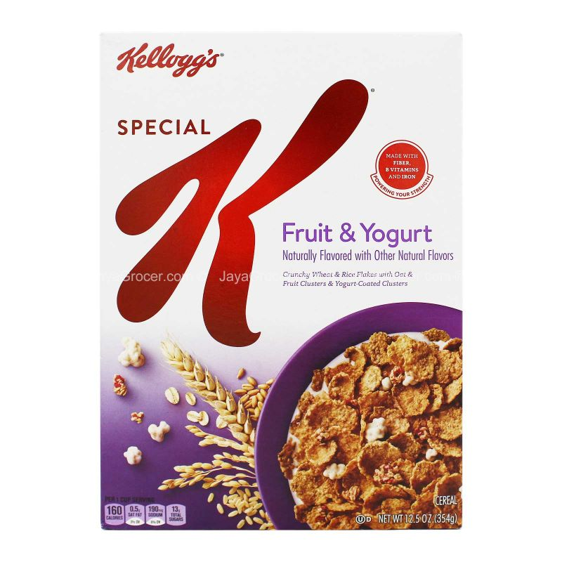 Kellogg's Special K Fruit & Yogurt Cereal 354g