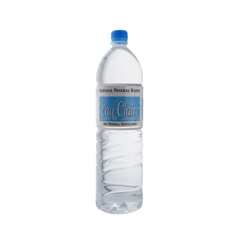 Eau Claire Natural Mineral Water 500ml