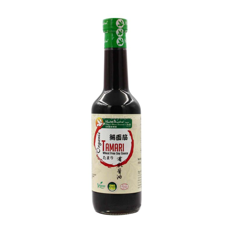 Health Paradise Tamari Wheat Free Soy Sauce 315ml