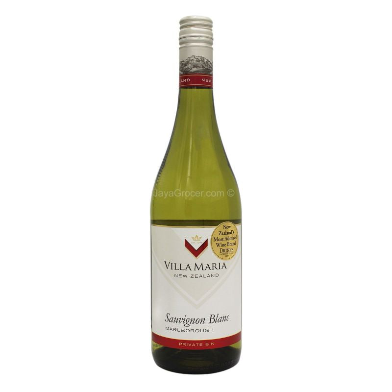 Villa Maria Private Bin Sauvignon Blanc Wine 750ml
