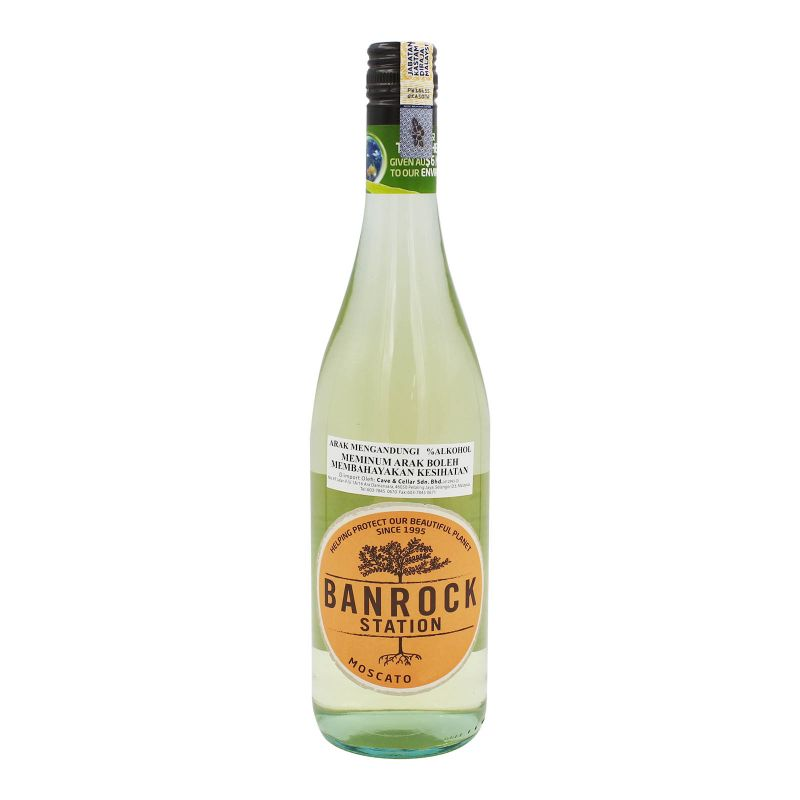 Banrock Station Moscato 750ml