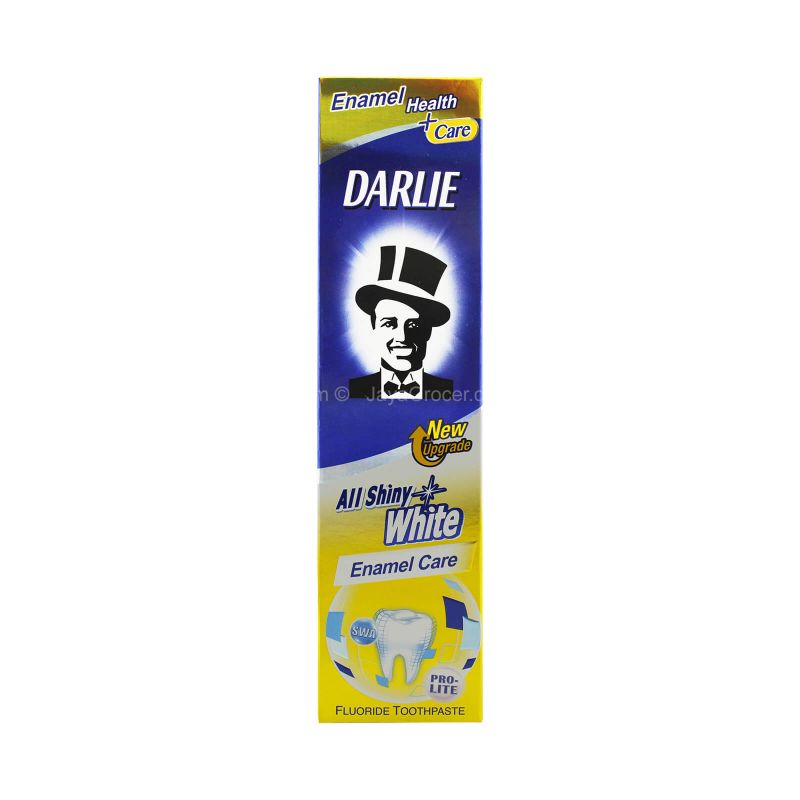 Darlie All Shiny White Enamel Care Toothpaste 160g