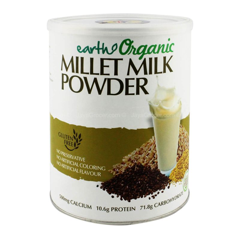 Earth Organic Millet Milk Powder 900g