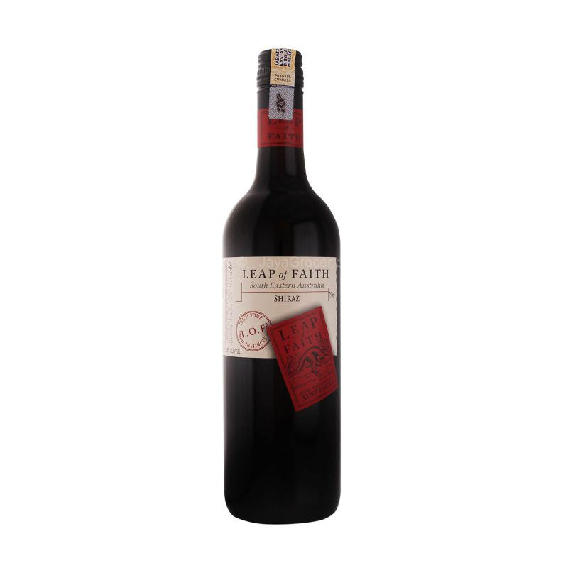 Leap of Faith Shiraz Cabernet Wine 750ml