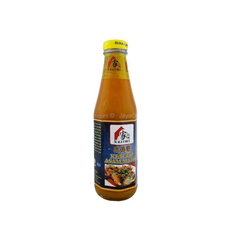 Kazimi Sweet and Sour Ketchup Sauce (Ketchup Asam Manis) 340ml