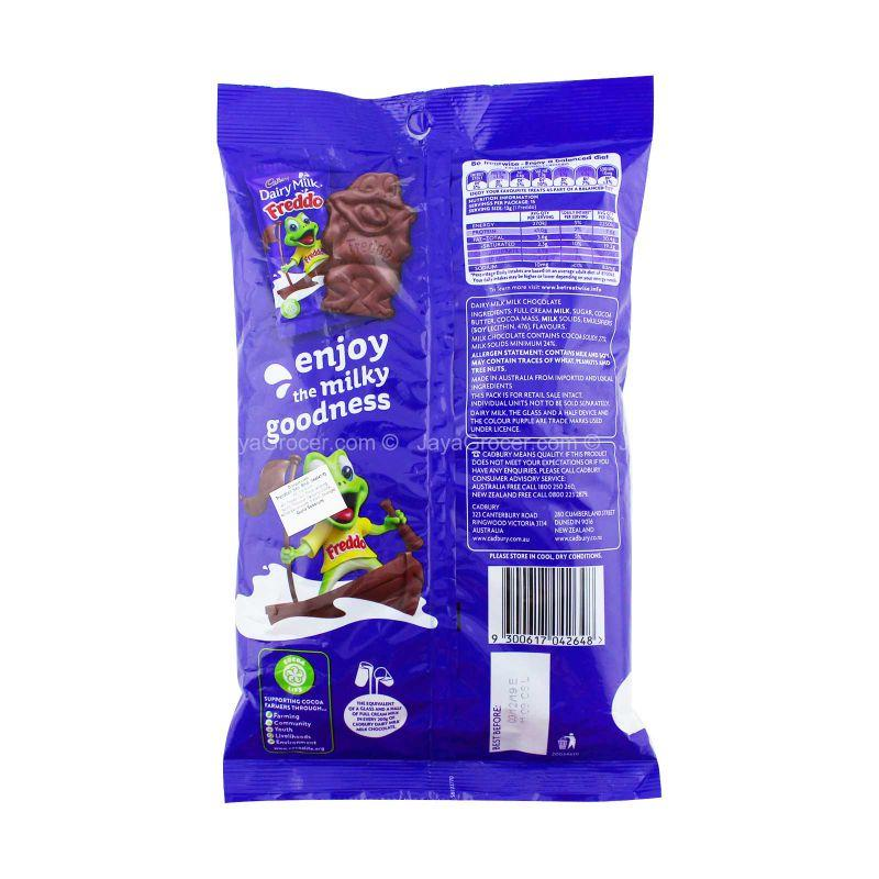 Cadbury Freddo Milk Chocolate Share Pack 180g