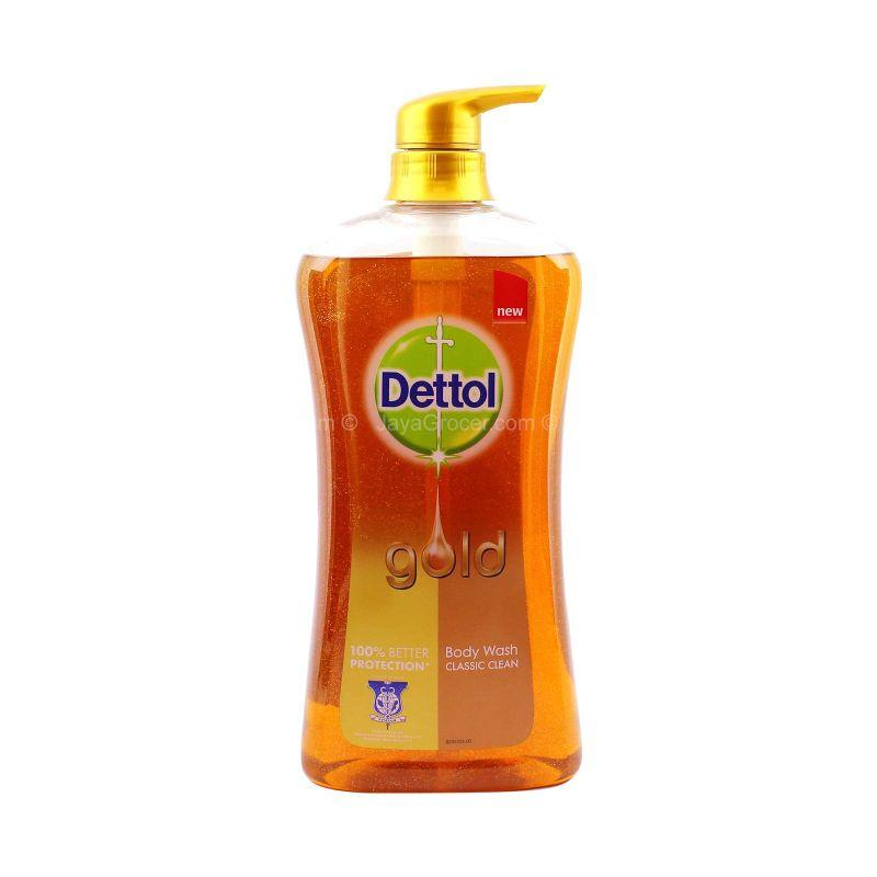 Dettol Gold Classic Clean Body Wash 950ml