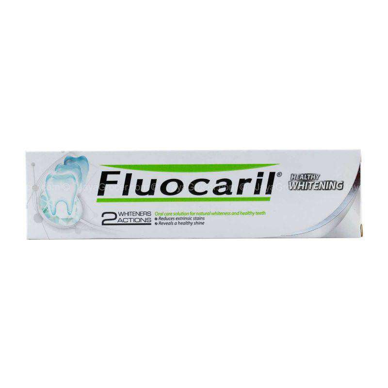 Fluocaril Healthy Whitening Toothpaste 100g