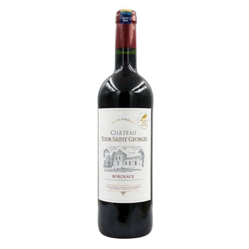 Chateau Tour Saint Georges Bordeaux 750ml