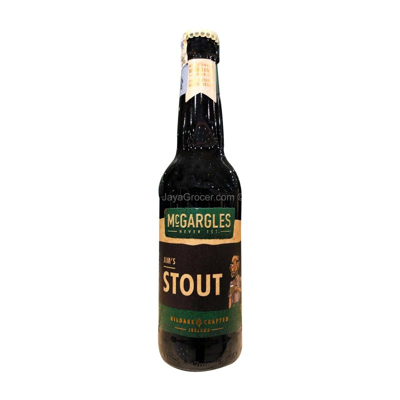 McGargles Jim's Stout 330ml