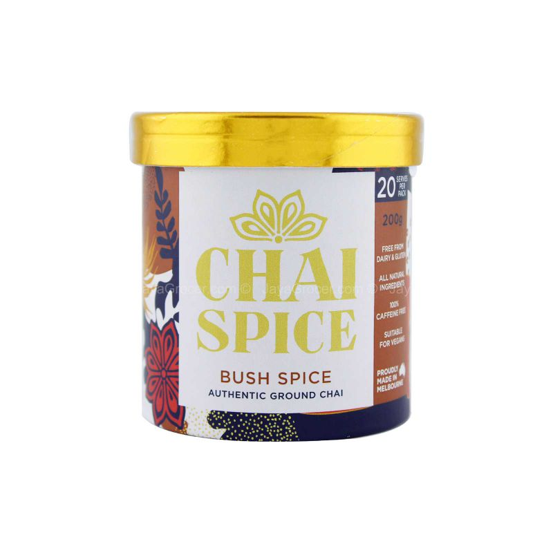Chai Spice Ground Tea Bush Spice 200g