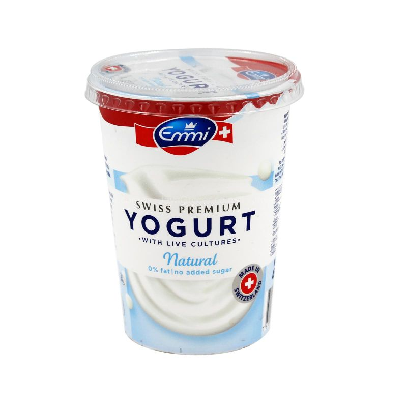 Emmi Swiss Premium Natural Yogurt 450g