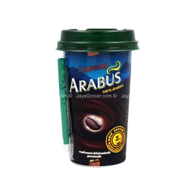 Arabus Espresso Coffee 200ml