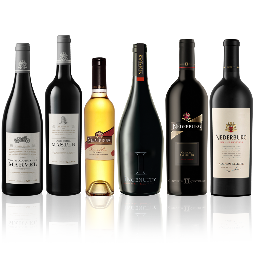 10-Year-Old Wine Report 2021 Award Collection