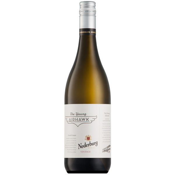 Heritage Heroes The Young Airhawk Sauvignon Blanc 2017