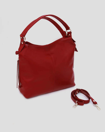 sac hobo bordeaux