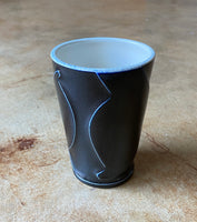 water carved tumbler 20-4