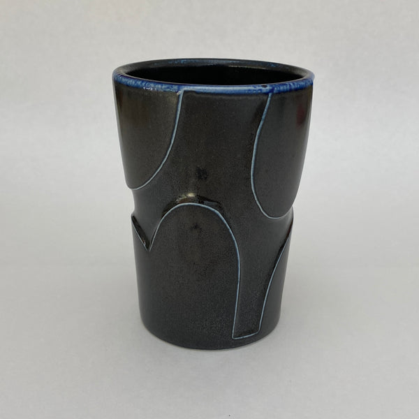 water carved tumbler 21-2