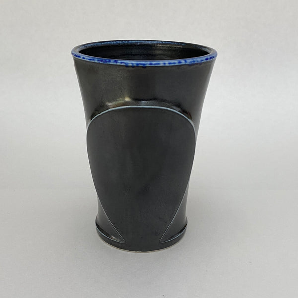 water carved tumbler 21-3