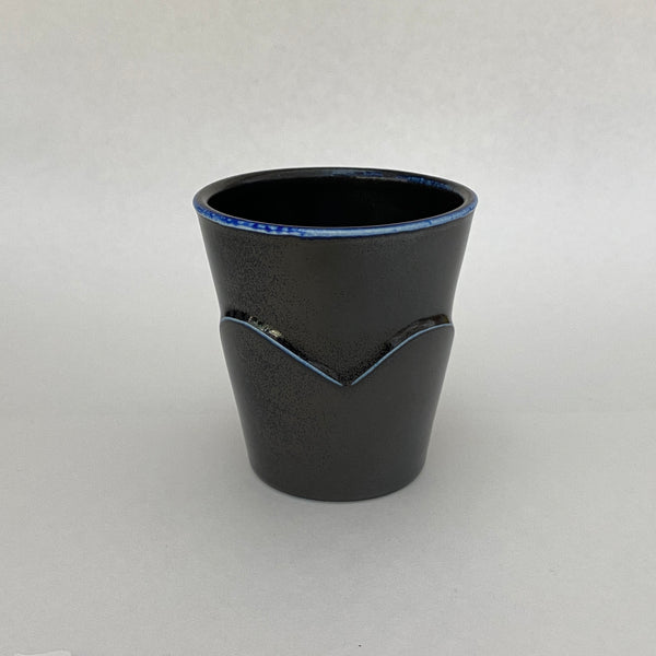 water carved tumbler 21-8