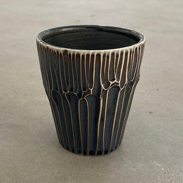 carved tumbler 20-17