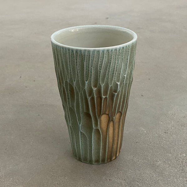 carved tumbler 20-2